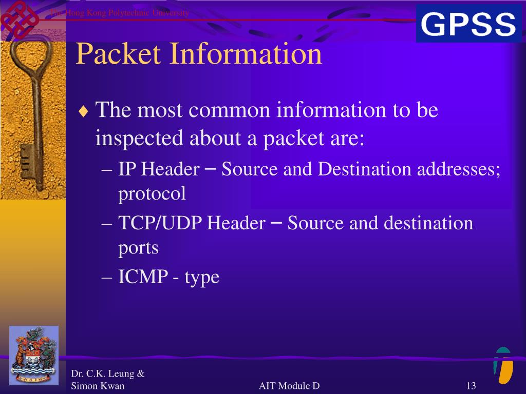Packet Information