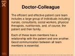 doctor colleague40