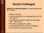 doctor colleague43