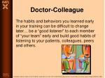 doctor colleague45