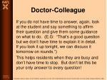 doctor colleague51