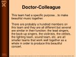doctor colleague57