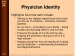 physician identity19
