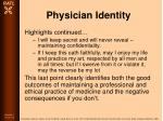 physician identity20