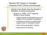 recent ad cases in canada imports from china continued4