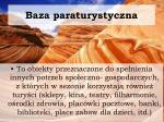 baza paraturystyczna