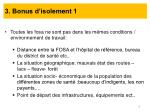 3 bonus d isolement 1