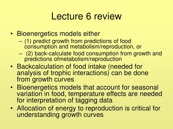 lecture 6 review n.