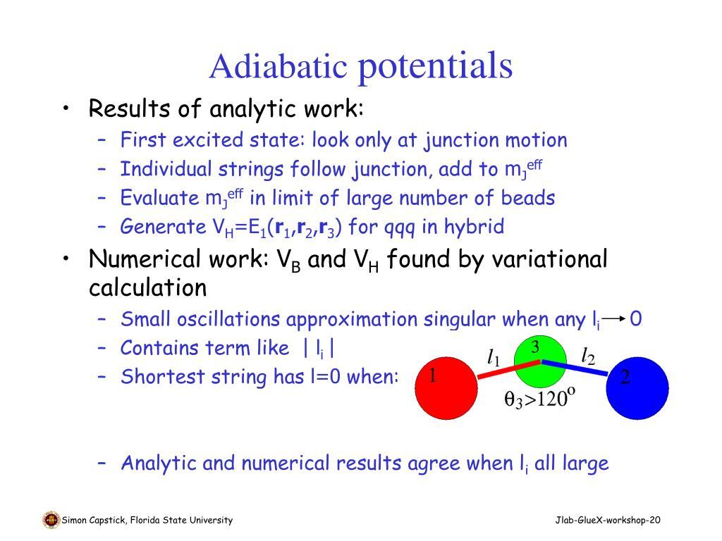 Adiabatic