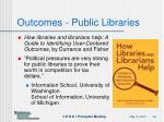 outcomes public libraries1
