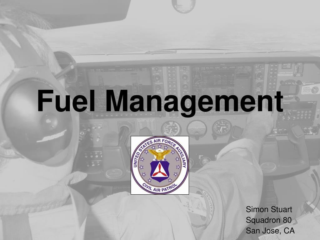 fuel management l.