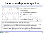i v relationship in a capacitor1