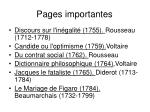 pages importantes1