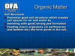 organic matter2