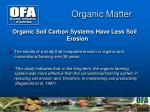 organic matter5