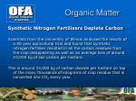 organic matter7