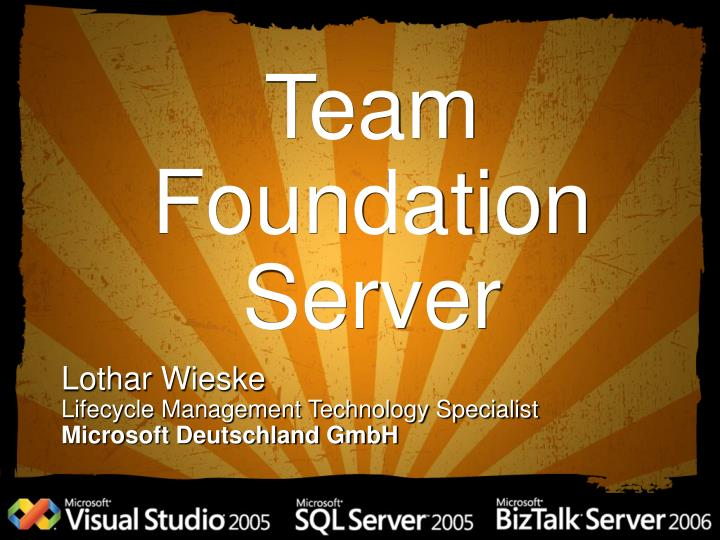 team foundation server n.