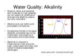 water quality alkalinity2