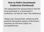 how to hold a scoutmaster conference continued3