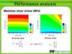 performance analysis1