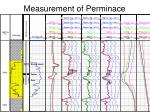 measurement of perminace
