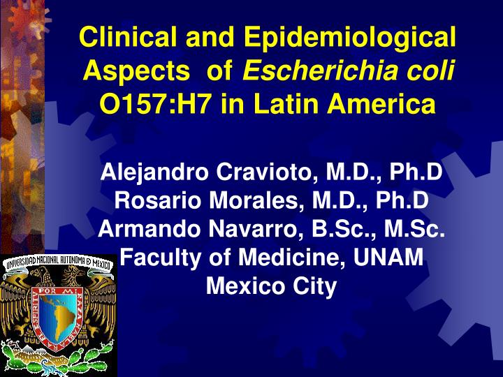 Clinical and Epidemiological Aspects  of