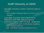 glbt diversity at usda2
