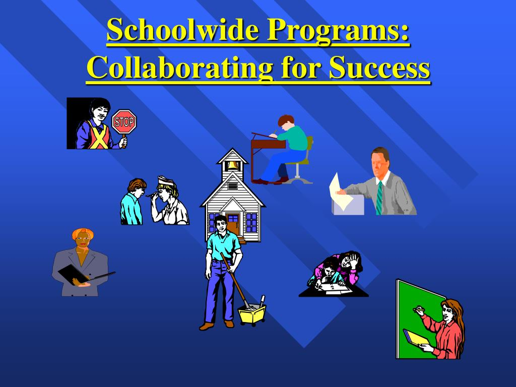 Schoolwide Programs: Collaborating for Success