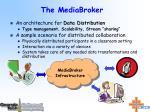 the mediabroker