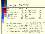 example ch 9 20