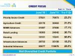 credit focus