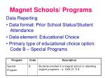 magnet schools programs