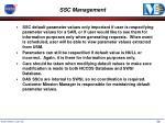 ssc management