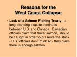 reasons for the west coast collapse1