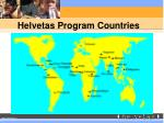 helvetas program countries