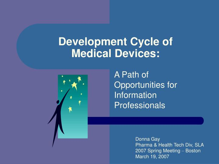 development cycle of medical devices n.