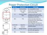 power protection circuit1