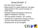 green growth 2