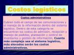 costos log sticos2