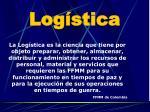 log stica2