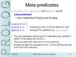 meta predicates