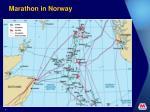 marathon in norway