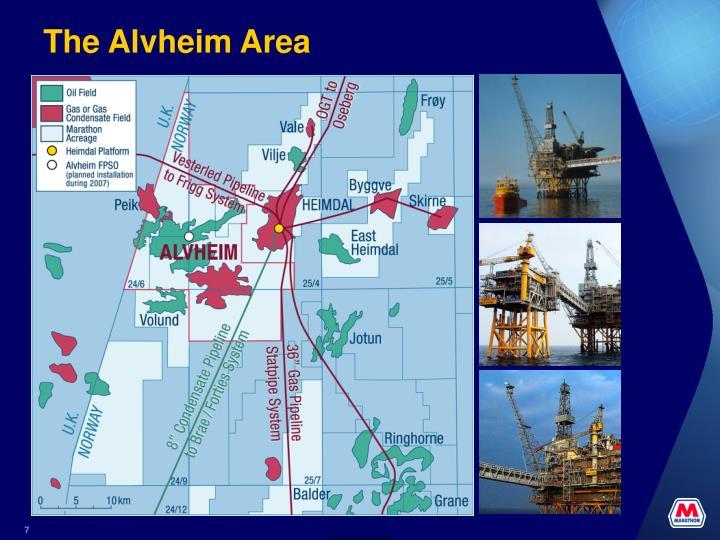 The Alvheim Area