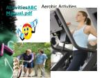 activities abcmanual pdf