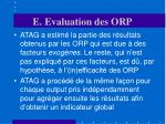 e evaluation des orp2