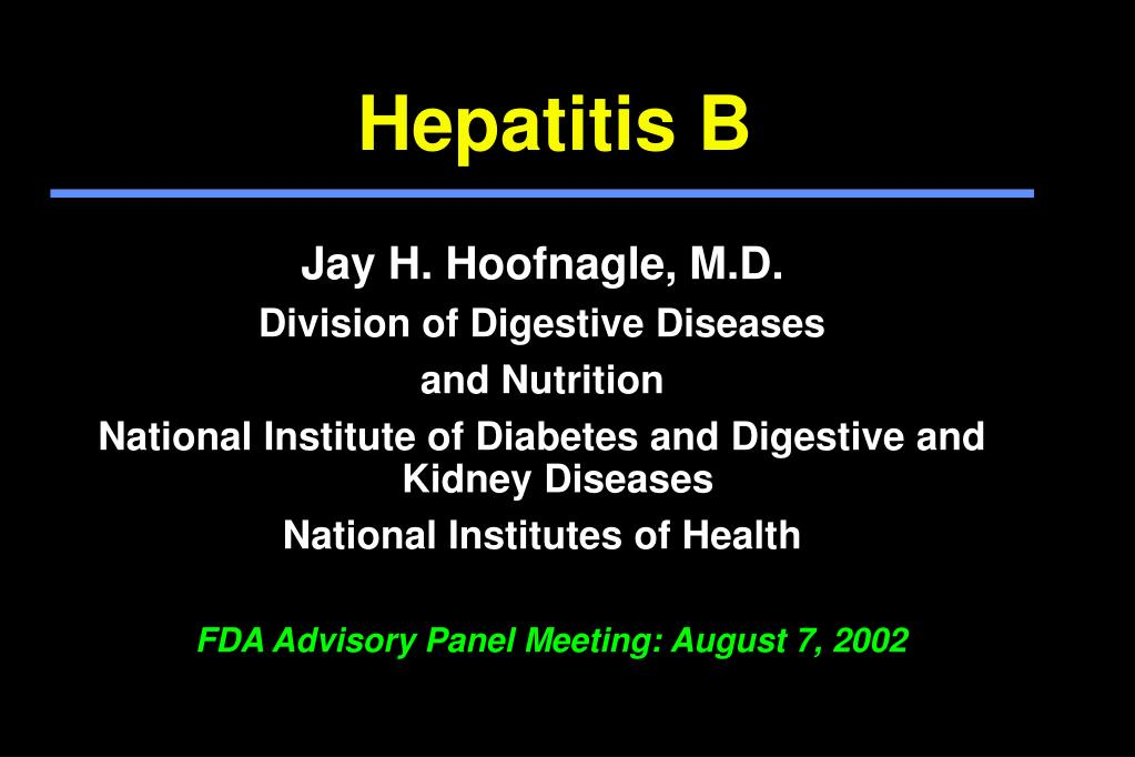 hepatitis b l.