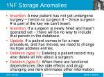 1nf storage anomalies