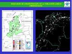 indicador de concentracion de la poblaci n areas urbanizadas5