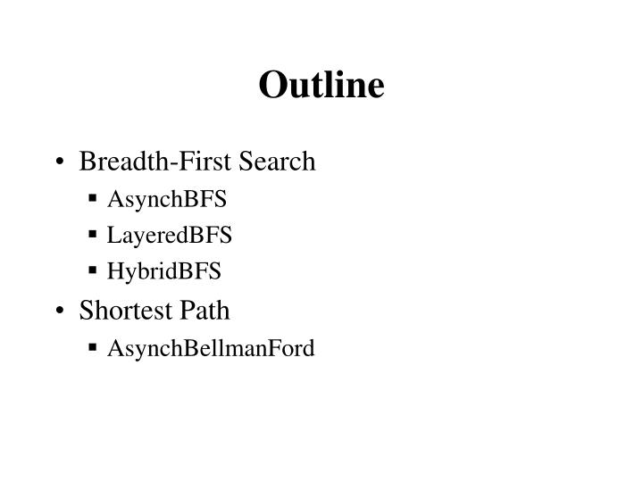 PPT - Breadth-First Search and Shortest Path PowerPoint Presentation