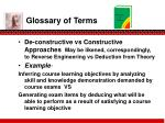 glossary of terms10